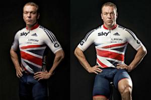 Adidas launch new British Cycling KIt