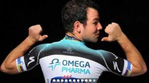 Mark Cavendish Wins Maiden Road Race Title