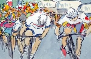 Greig Leach the Art of Cycling