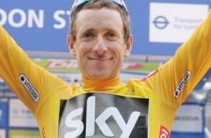 Wiggins Wins the Tour of Britain